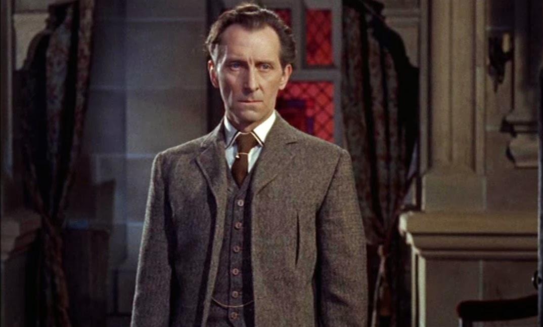 Image result for Peter Cushing Van Helsing