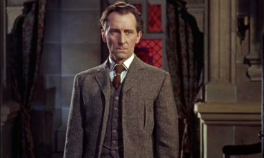 Image result for Peter Cushing Van Helsing