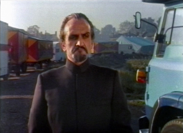 Image result for the master roger delgado