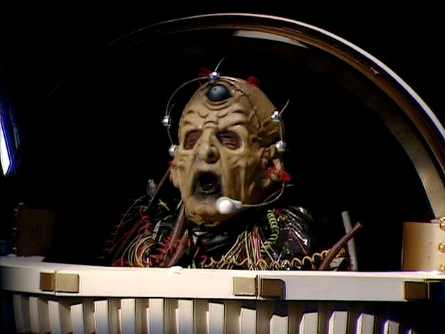 Image result for davros remembrance of the daleks